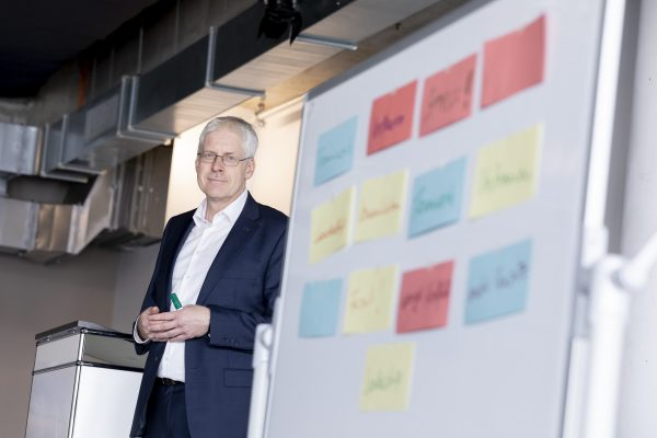 Thomas Schulte in coaching organisation Büro